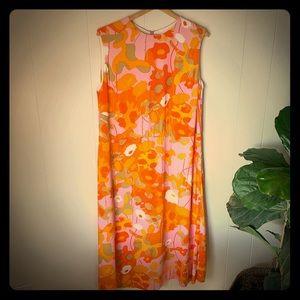 Marimekko  midi dress